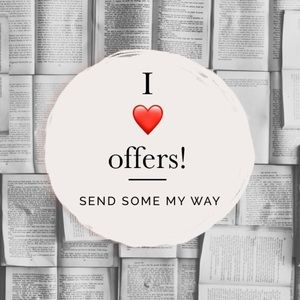 I love offers!! 😍